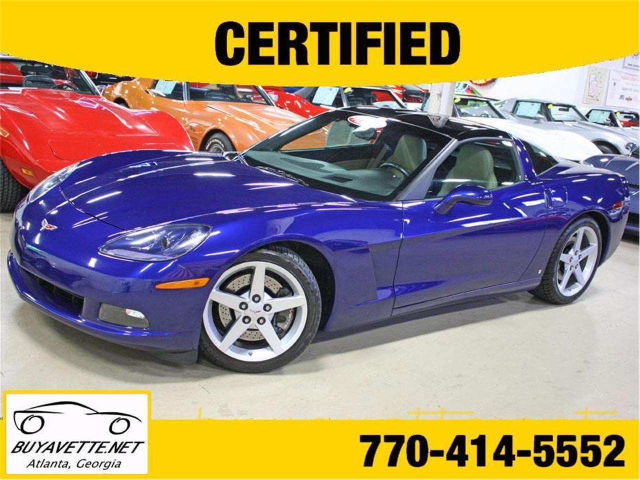 Large Picture of '07 Corvette - PX7P