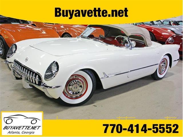 Picture of Classic 1954 Corvette located in Atlanta Georgia - PX7Q