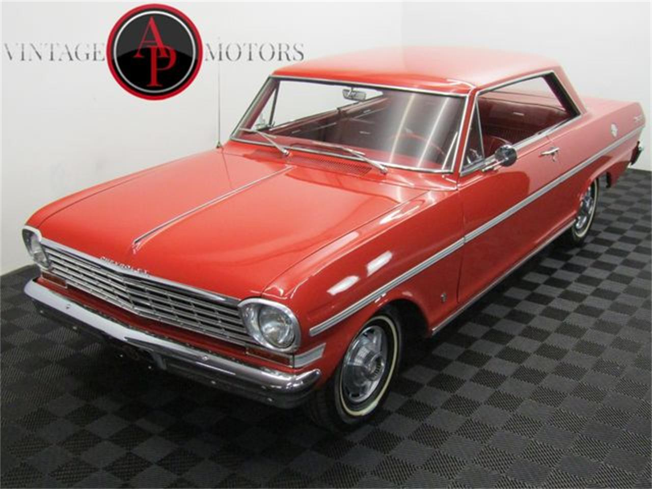 Large Picture of '63 Chevrolet Nova located in North Carolina Offered by AP Vintage Motors - PX7S