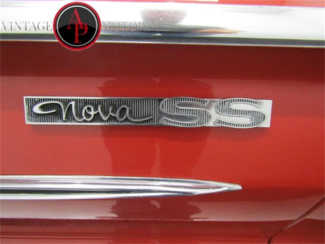 Large Picture of Classic 1963 Nova Offered by AP Vintage Motors - PX7S