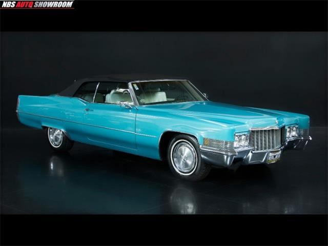 Picture of Classic 1970 Cadillac DeVille Offered by  - PX7T