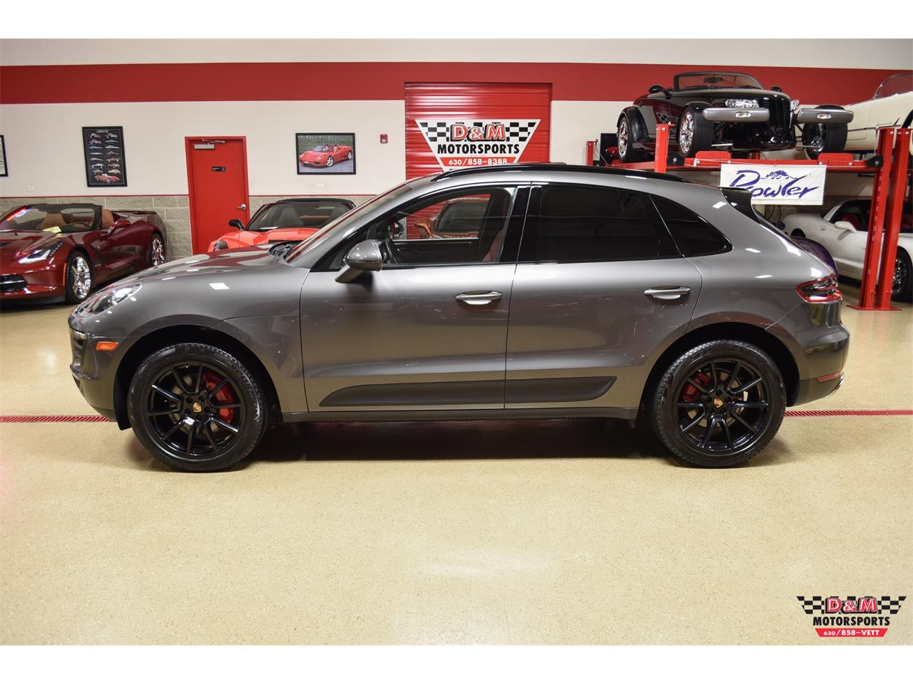 Large Picture of '16 Macan - PX8G