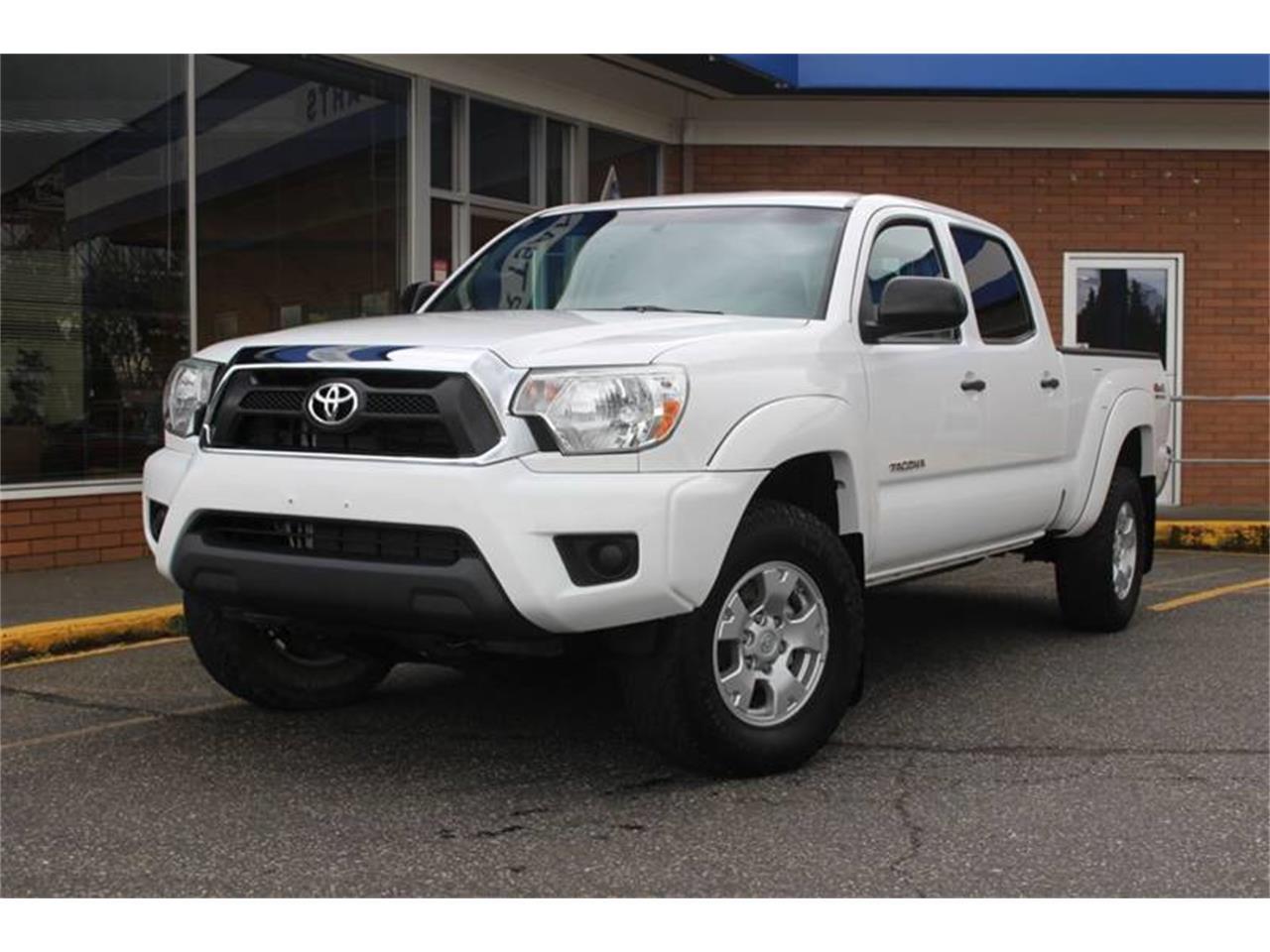 2013 Toyota Tacoma For Sale >> For Sale 2013 Toyota Tacoma In Lynden Washington