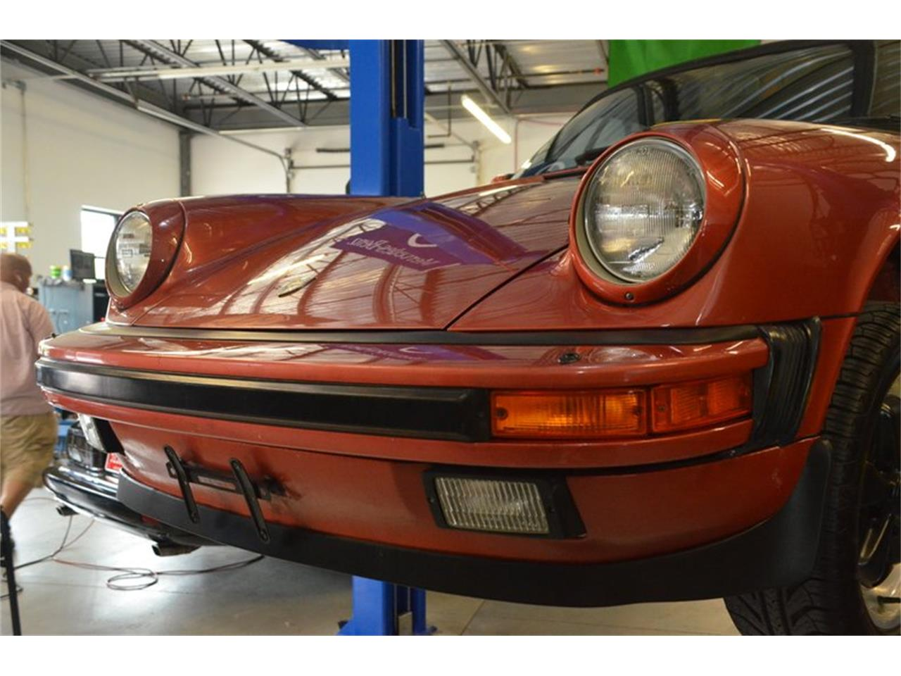 Large Picture of 1984 911 Offered by Frazier Motor Car Company - PX8U