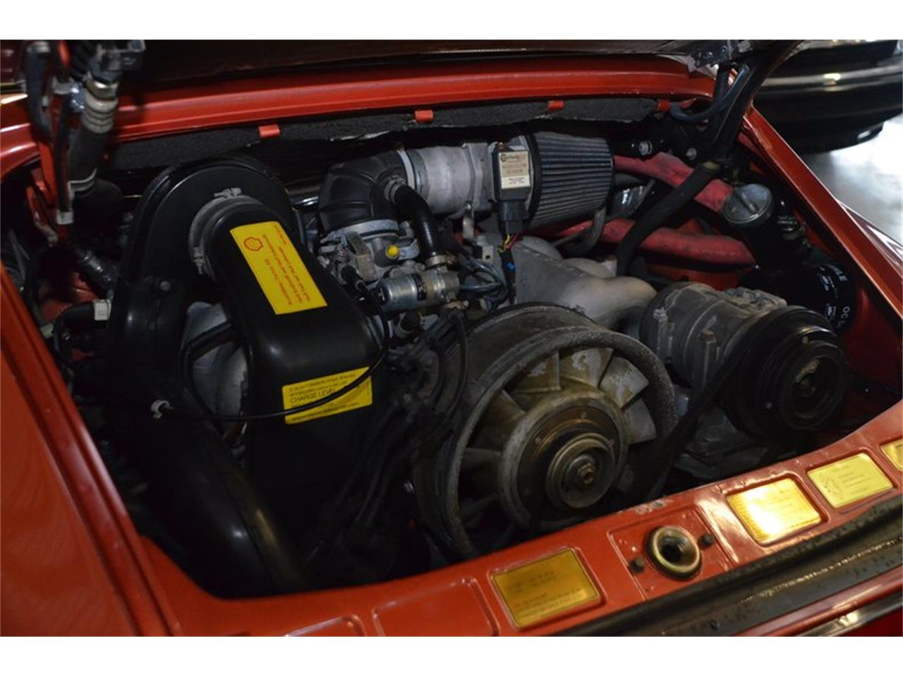 Large Picture of 1984 Porsche 911 located in Lebanon Tennessee - $42,500.00 Offered by Frazier Motor Car Company - PX8U