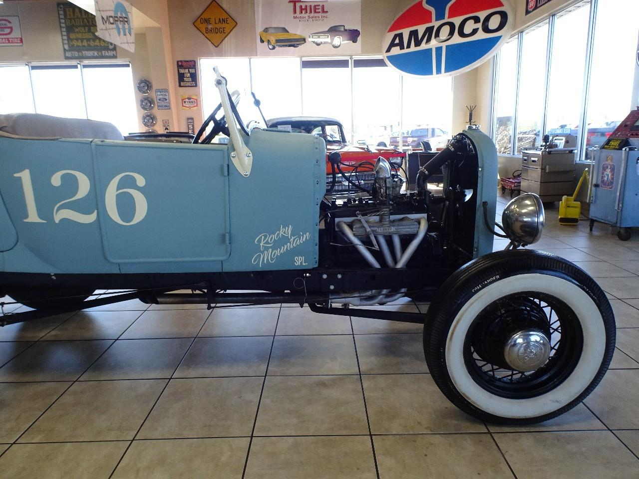 Large Picture of '27 Model T - PX8W