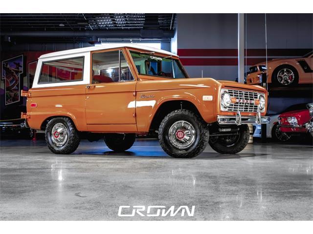 Picture of 1975 Bronco located in Tucson Arizona - $59,929.00 - PX8X
