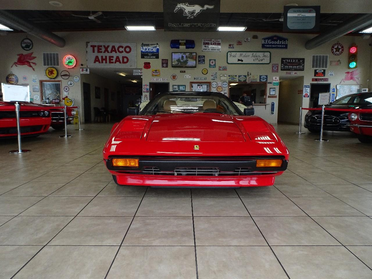 Large Picture of '81 308 - PX8Y