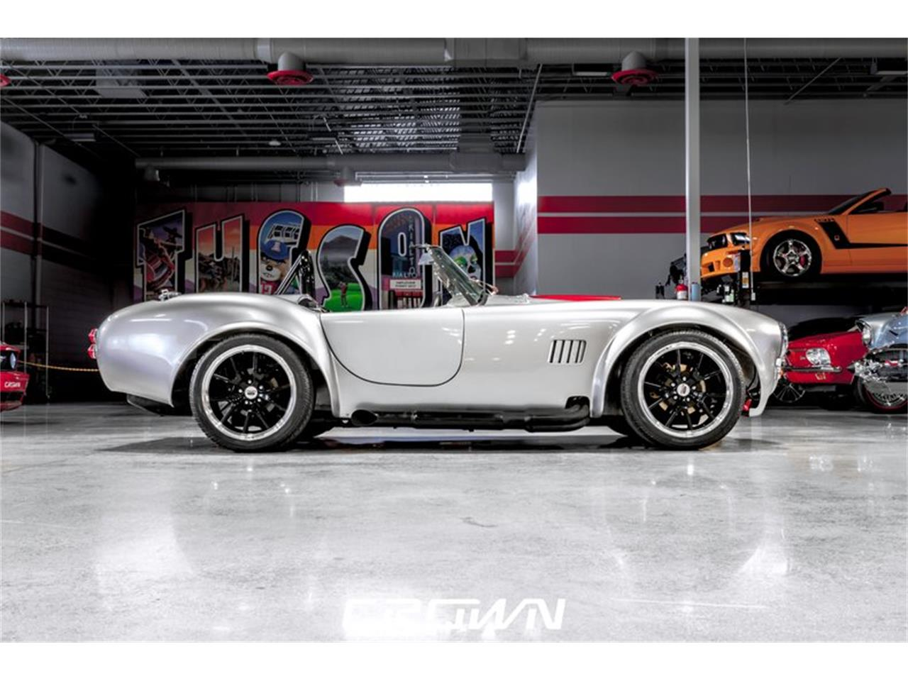 Large Picture of 1965 Cobra - PX91