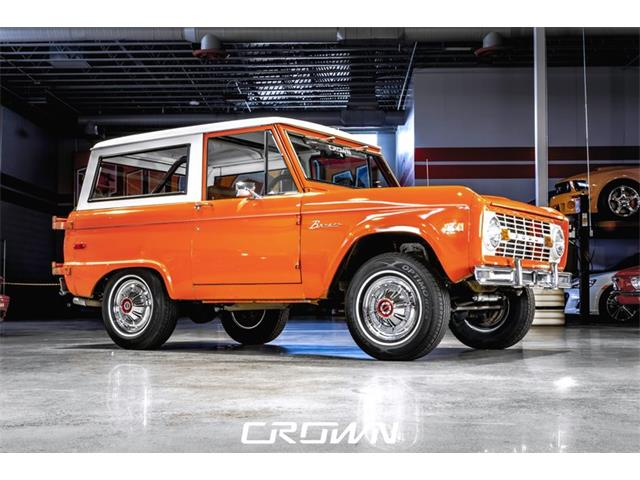 Picture of Classic '72 Ford Bronco located in Tucson Arizona Offered by  - PX95