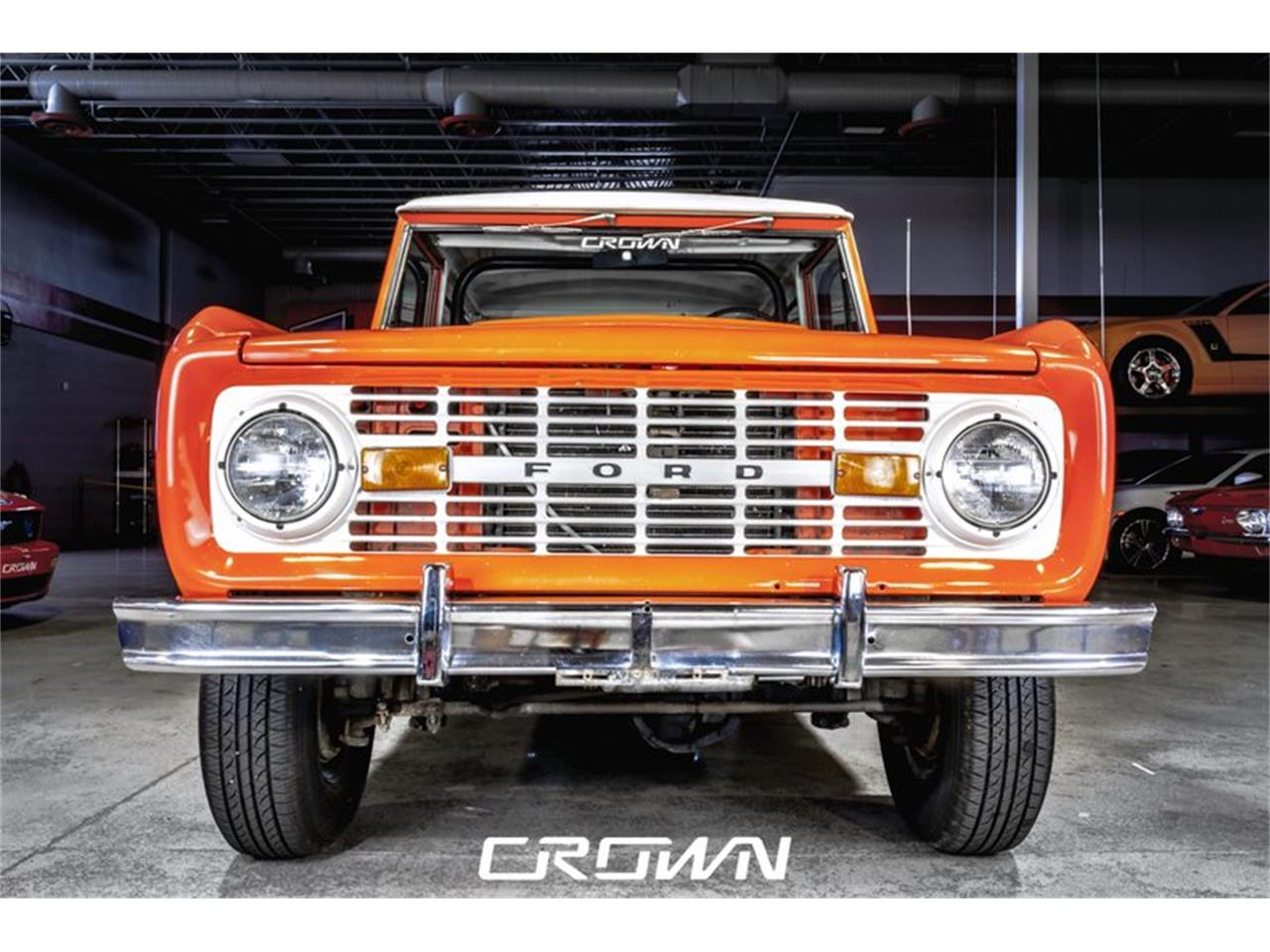 Large Picture of '72 Bronco - PX95