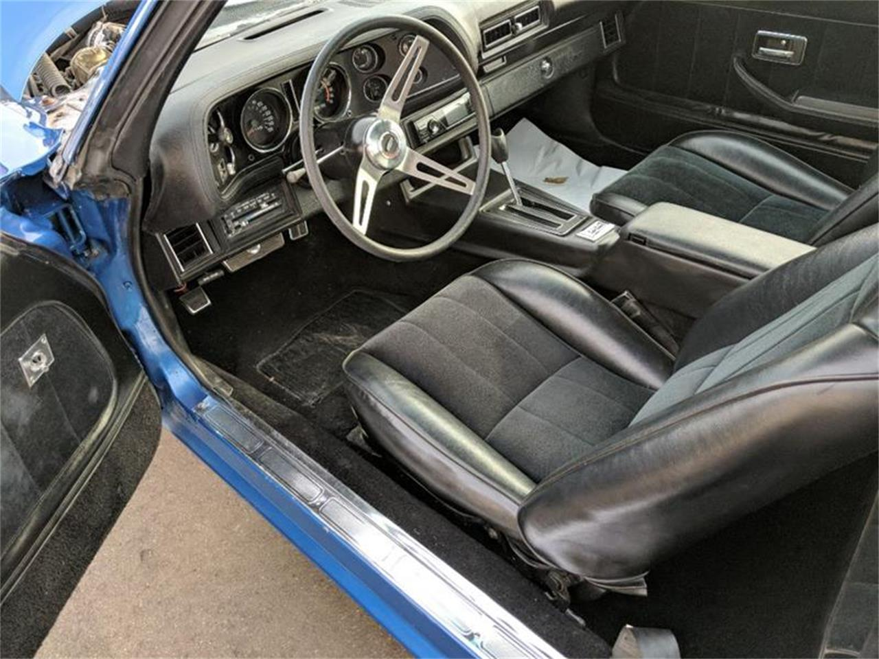 Large Picture of '78 Camaro Auction Vehicle - PX97