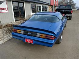 Picture of 1978 Chevrolet Camaro located in Spirit Lake Iowa Auction Vehicle - PX97