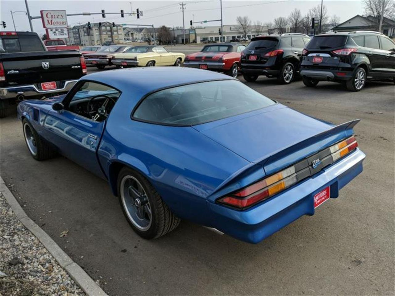 Large Picture of 1978 Chevrolet Camaro located in Spirit Lake Iowa Auction Vehicle - PX97