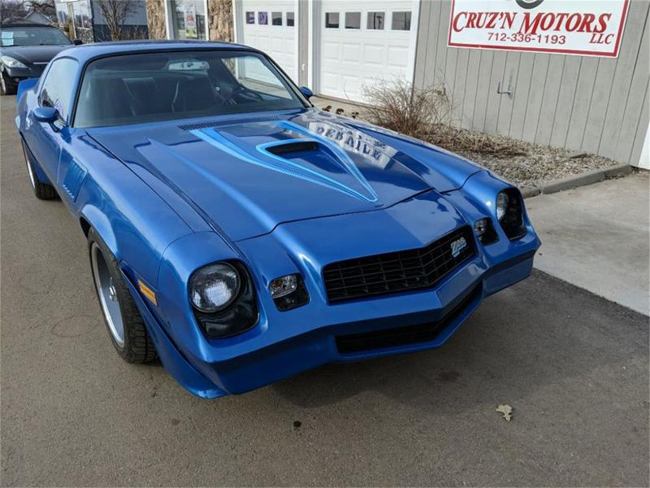 Large Picture of 1978 Camaro Auction Vehicle Offered by Cruz'n Motors - PX97