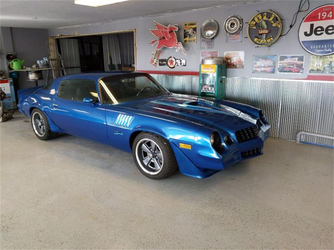Large Picture of 1978 Camaro located in Spirit Lake Iowa Auction Vehicle - PX97