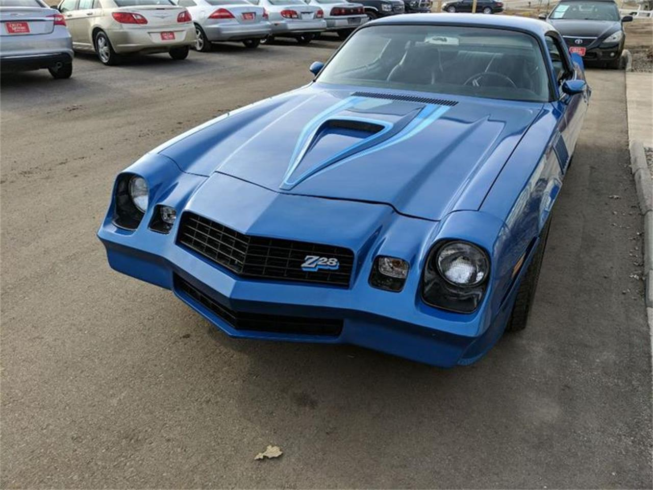 Large Picture of 1978 Chevrolet Camaro Auction Vehicle - PX97
