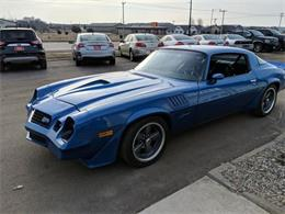 Picture of 1978 Chevrolet Camaro Auction Vehicle Offered by Cruz'n Motors - PX97