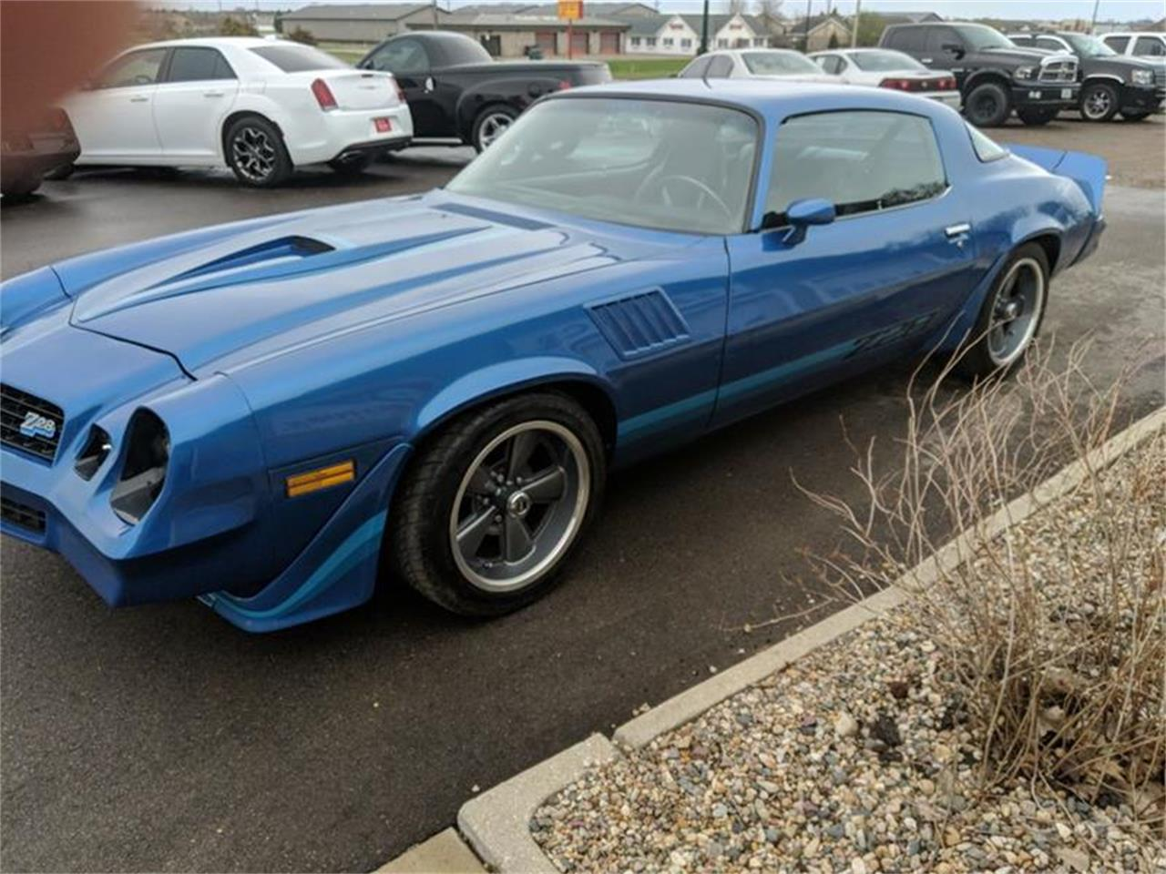 Large Picture of '78 Chevrolet Camaro located in Spirit Lake Iowa Auction Vehicle Offered by Cruz'n Motors - PX97