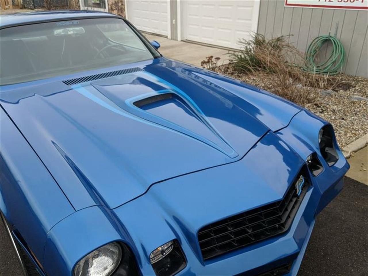 Large Picture of 1978 Chevrolet Camaro Offered by Cruz'n Motors - PX97