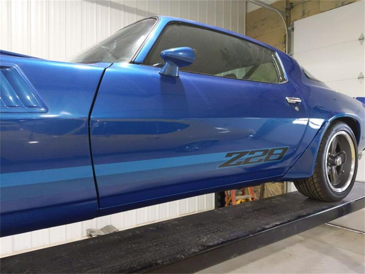 Large Picture of 1978 Chevrolet Camaro located in Spirit Lake Iowa Auction Vehicle Offered by Cruz'n Motors - PX97