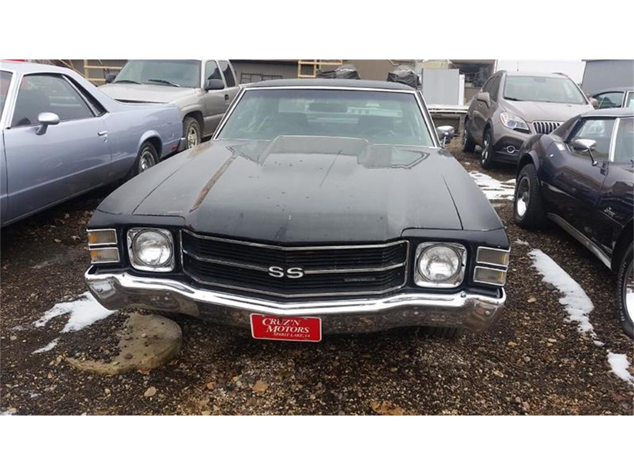 Large Picture of '71 Chevelle - PX98