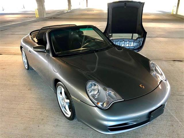 Picture of '03 911 - PX9D