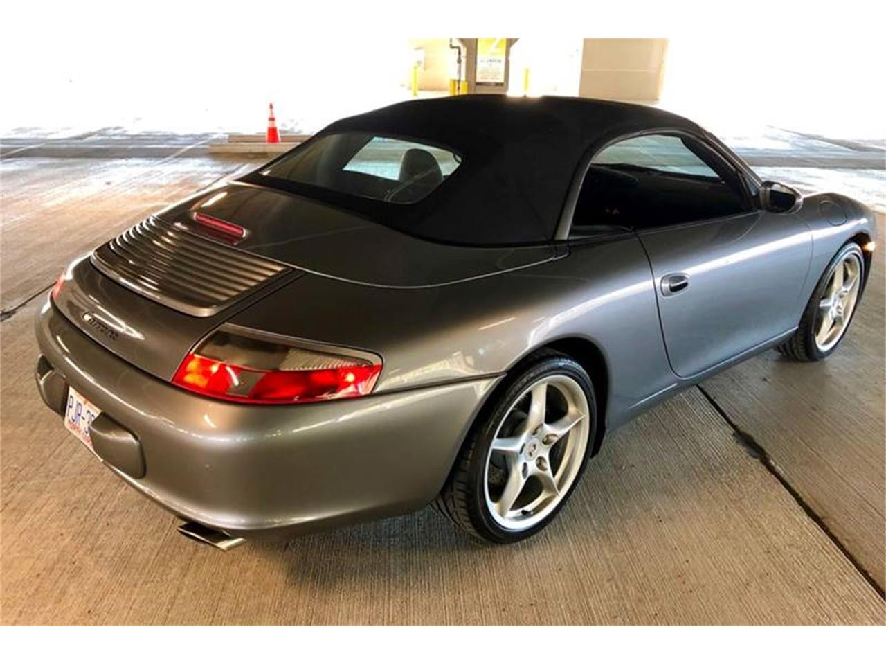 Large Picture of '03 911 - PX9D