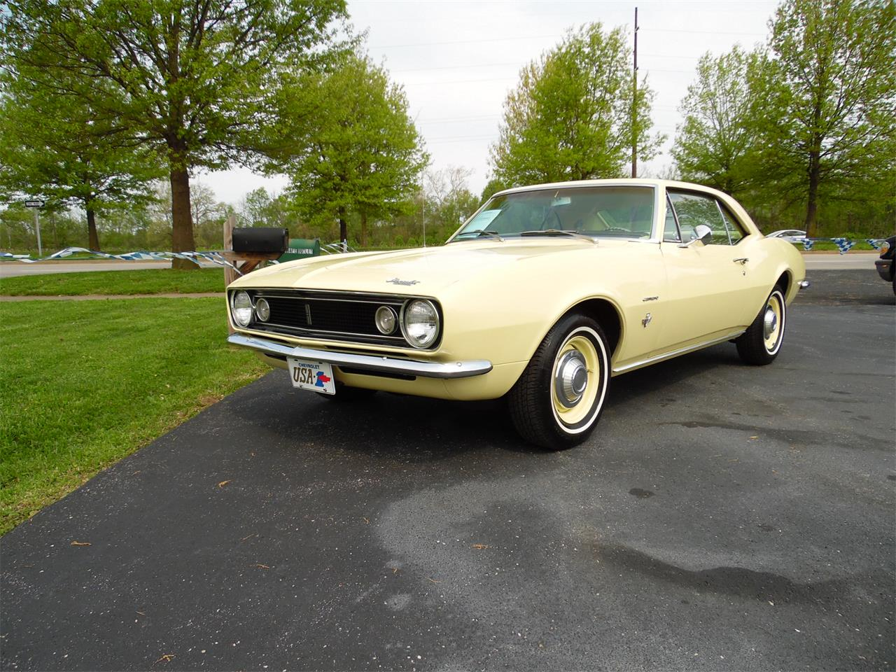 Large Picture of '67 Camaro - PX9J