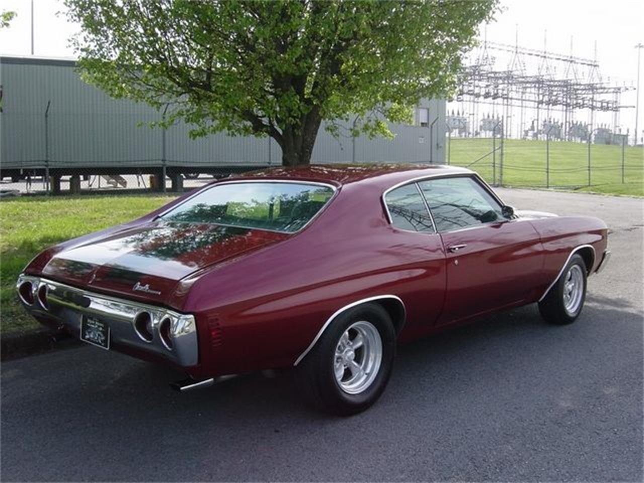 Large Picture of '71 Chevelle - PX9K
