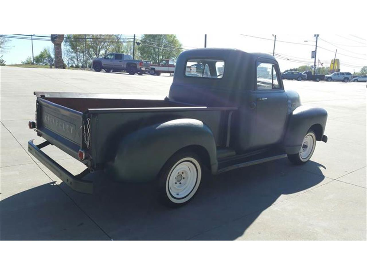 Large Picture of Classic '52 Chevrolet 3100 located in North Carolina Offered by Hoyle Auto Sales - PX9M