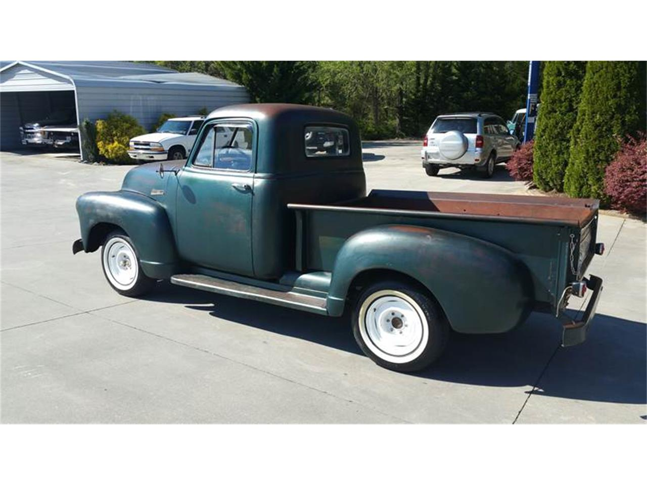 Large Picture of Classic '52 3100 located in Taylorsville North Carolina Offered by Hoyle Auto Sales - PX9M