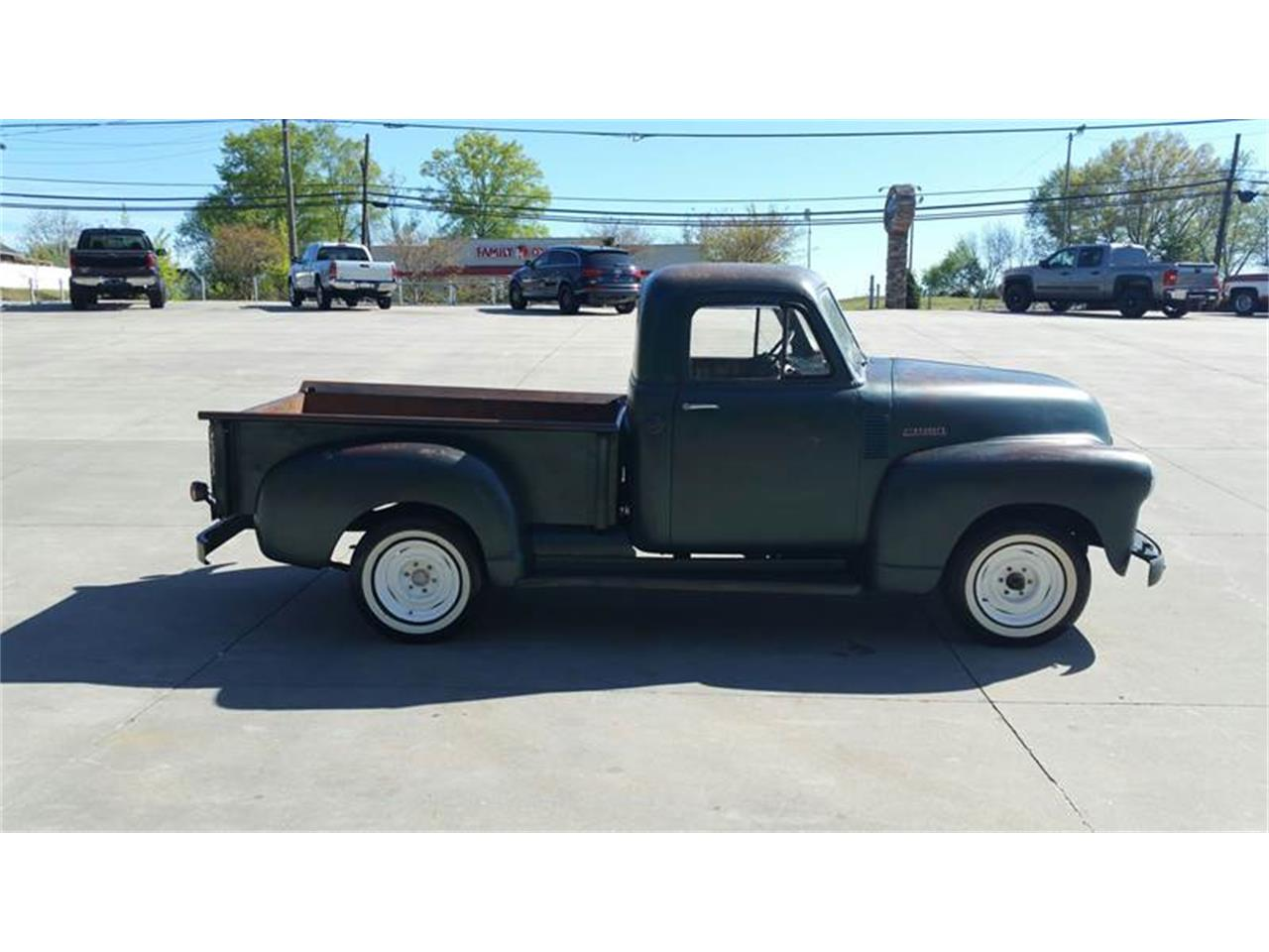 Large Picture of 1952 Chevrolet 3100 located in Taylorsville North Carolina Offered by Hoyle Auto Sales - PX9M