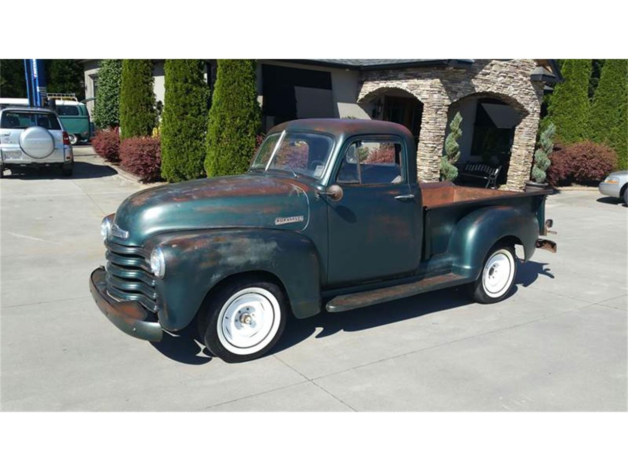 Large Picture of Classic 1952 Chevrolet 3100 located in North Carolina - $10,995.00 Offered by Hoyle Auto Sales - PX9M