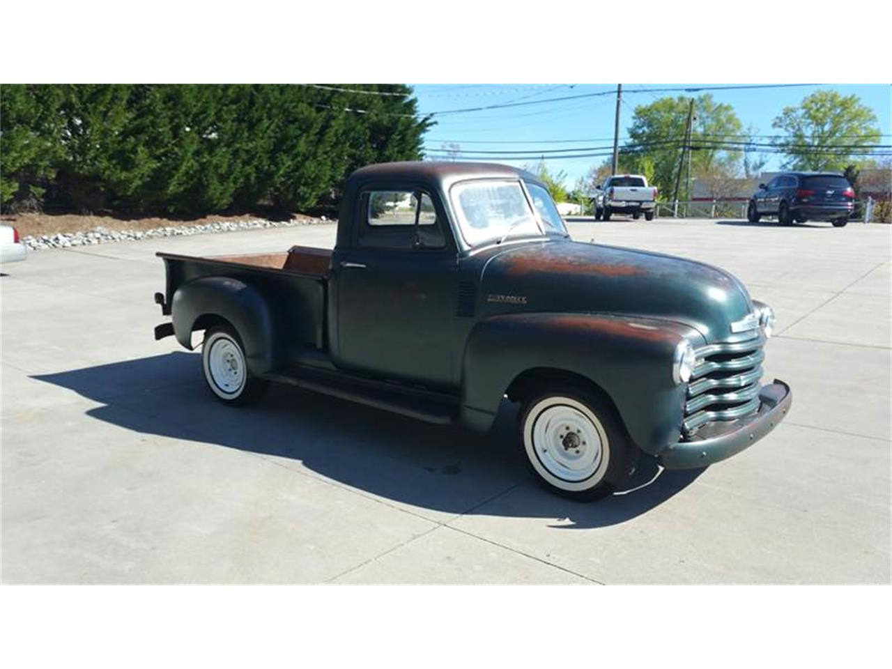 Large Picture of Classic 1952 Chevrolet 3100 located in Taylorsville North Carolina - $10,995.00 Offered by Hoyle Auto Sales - PX9M
