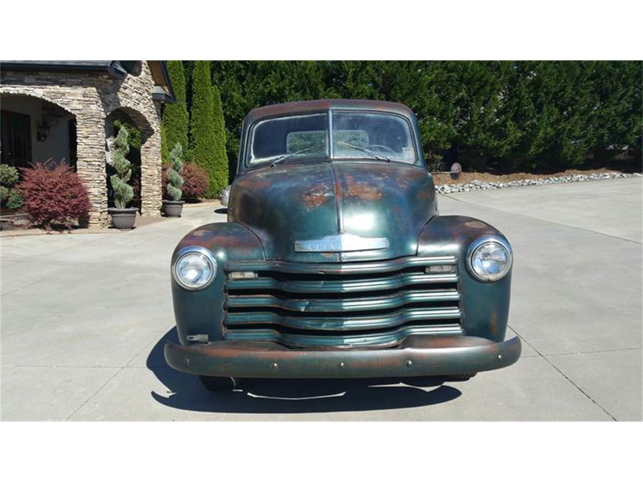 Large Picture of Classic 1952 Chevrolet 3100 located in Taylorsville North Carolina Offered by Hoyle Auto Sales - PX9M
