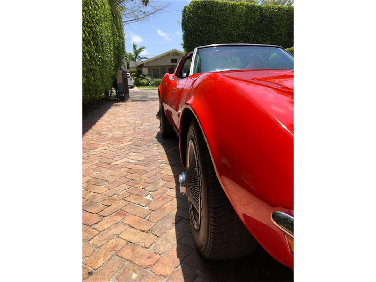 Large Picture of '70 Corvette - PX9P