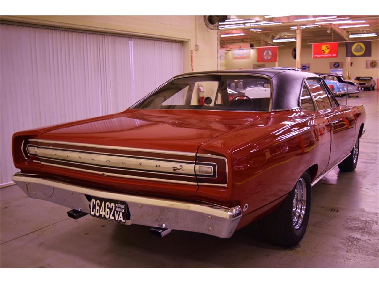 Large Picture of '68 Road Runner - PX9S