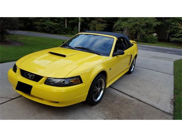 Picture of 2002 Ford Mustang located in Virginia - $15,000.00 Offered by a Private Seller - PX9W