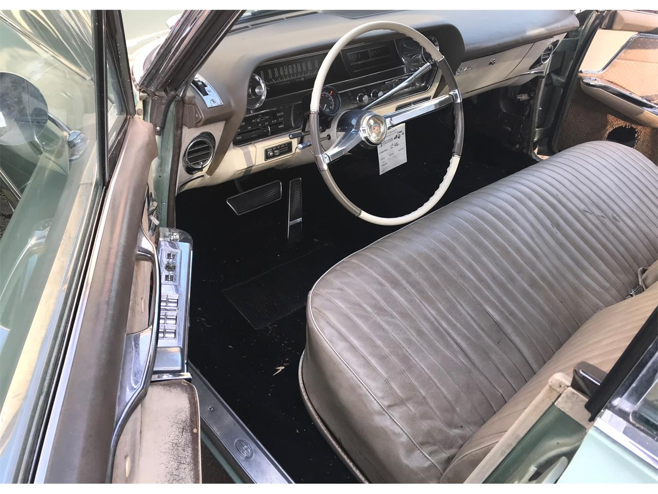 Large Picture of Classic '63 Cadillac DeVille located in Burbank  California - PXA3