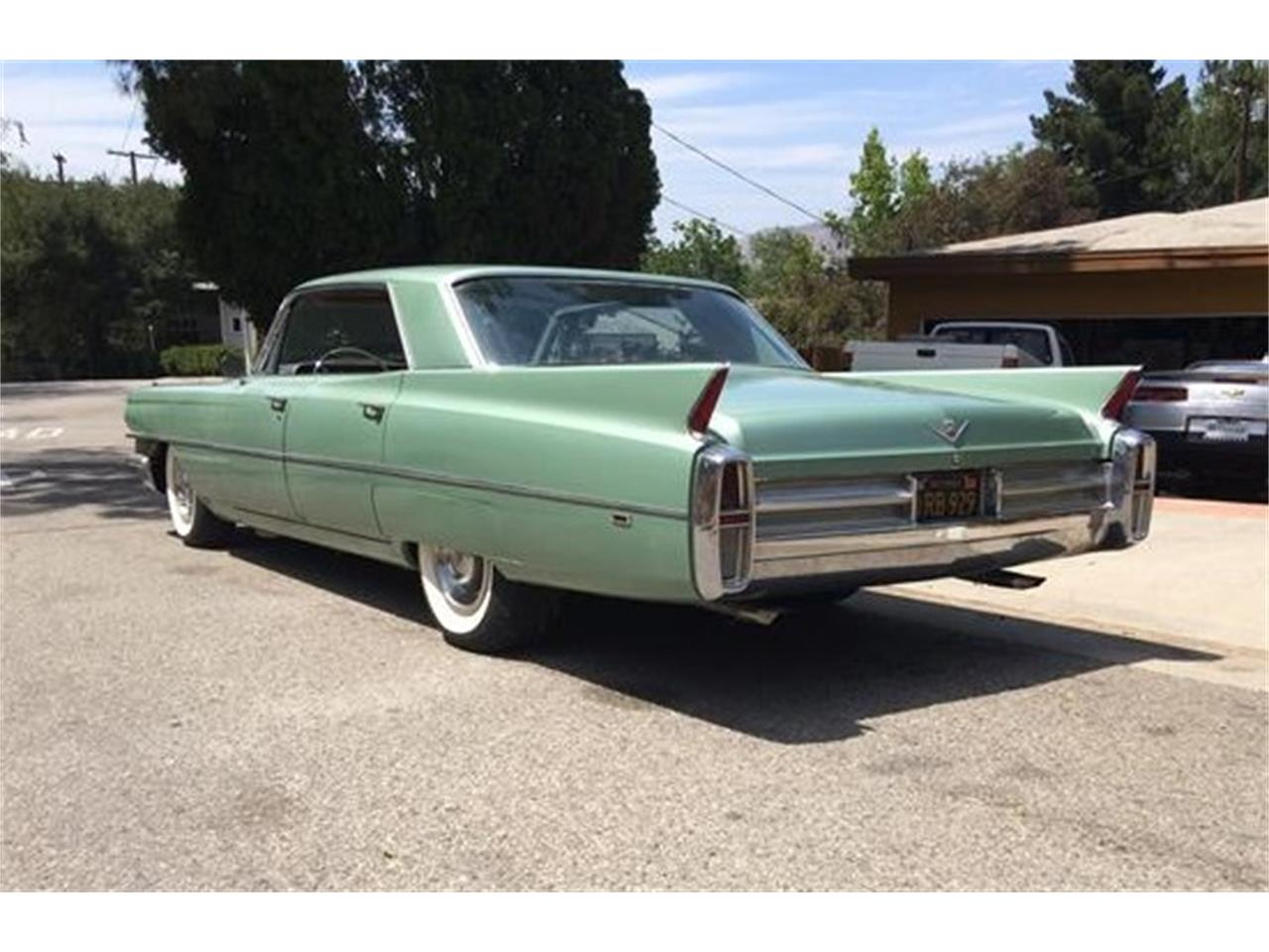 Large Picture of '63 DeVille - PXA3