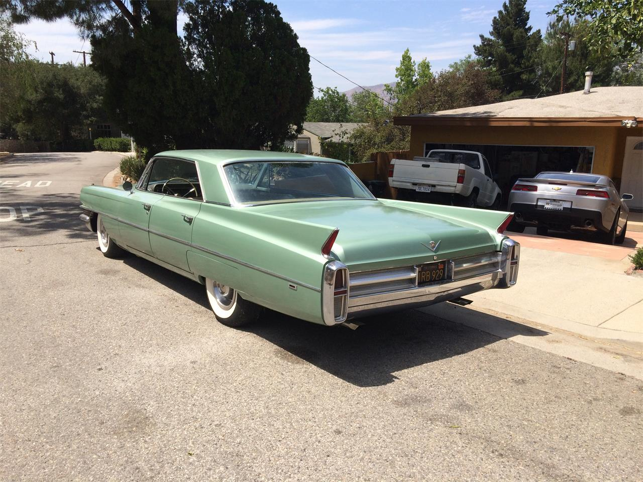 Large Picture of 1963 DeVille located in California - $11,000.00 - PXA3