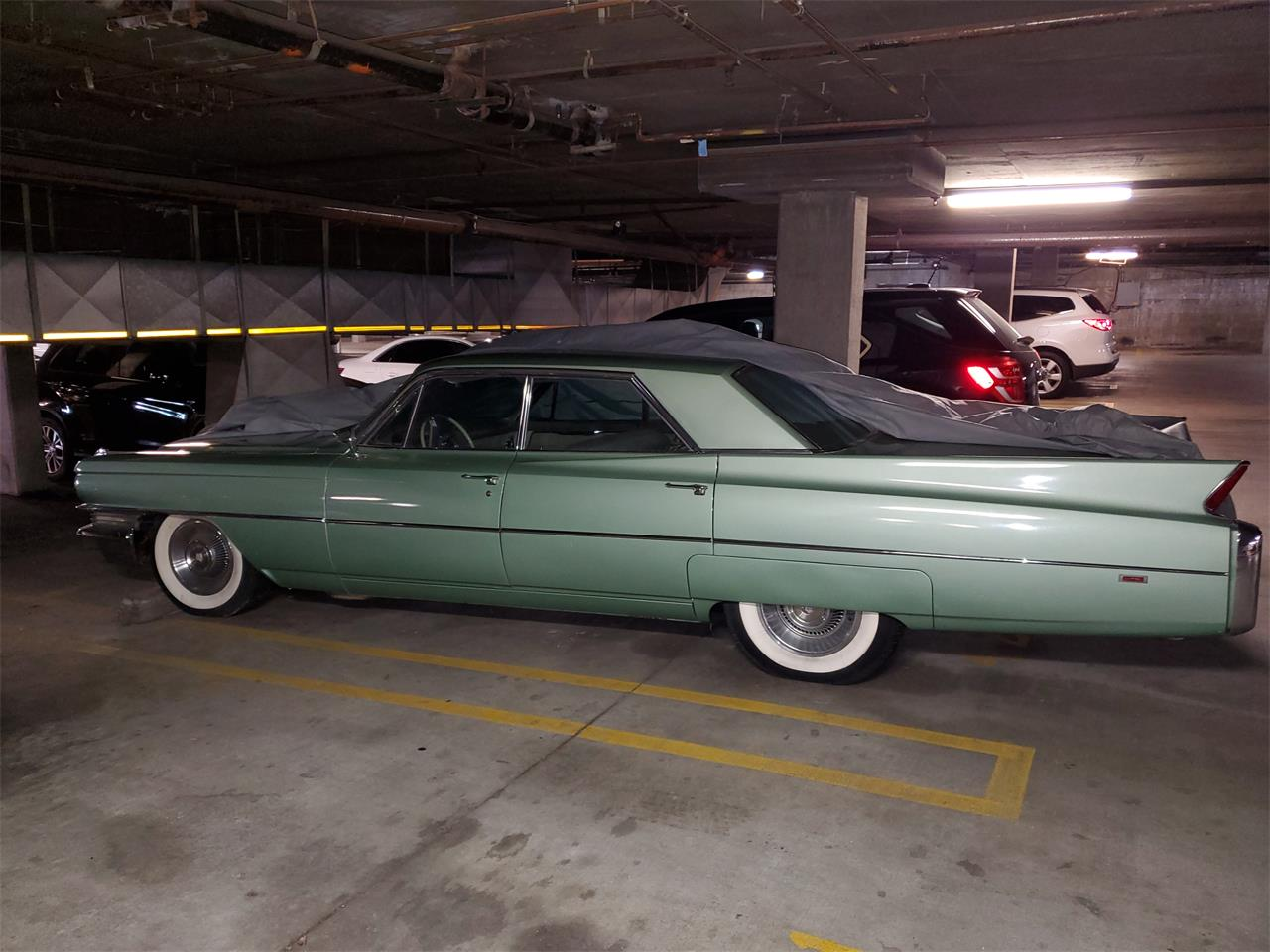 Large Picture of Classic '63 DeVille located in Burbank  California - $11,000.00 - PXA3