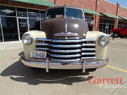 Picture of 1949 Chevrolet 3100 - $30,000.00 Offered by Garrett Classics - PXAC