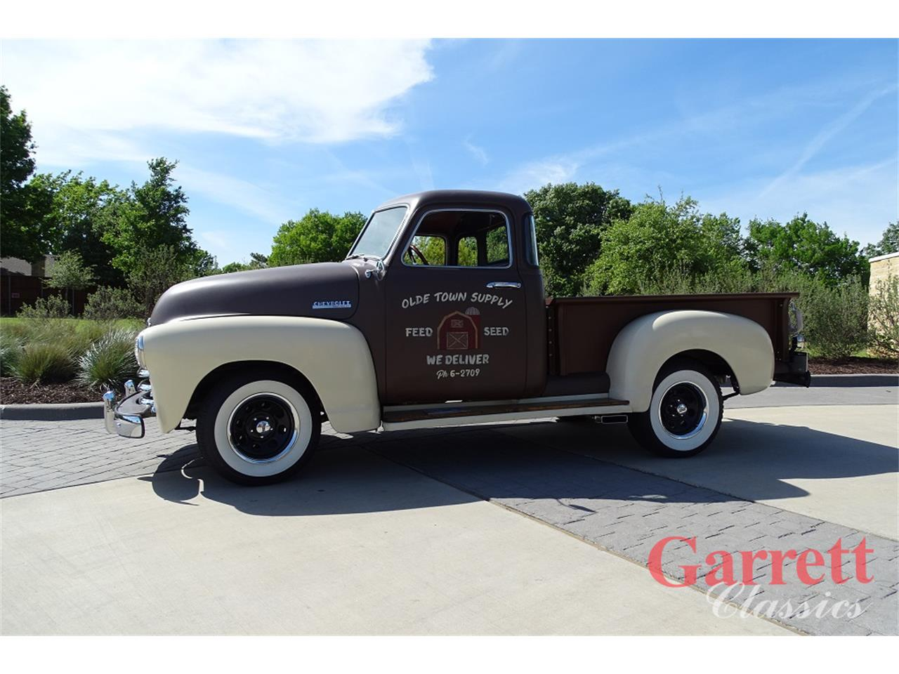 Large Picture of Classic '49 Chevrolet 3100 - $30,000.00 Offered by Garrett Classics - PXAC