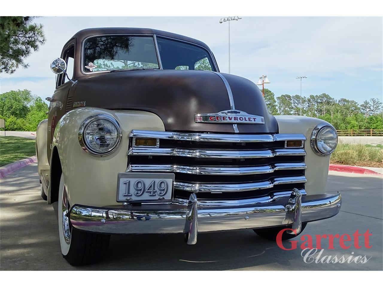Large Picture of Classic 1949 Chevrolet 3100 located in TEXAS (TX) Offered by Garrett Classics - PXAC