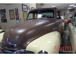 Picture of '49 Chevrolet 3100 located in Lewisville TEXAS (TX) Offered by Garrett Classics - PXAC