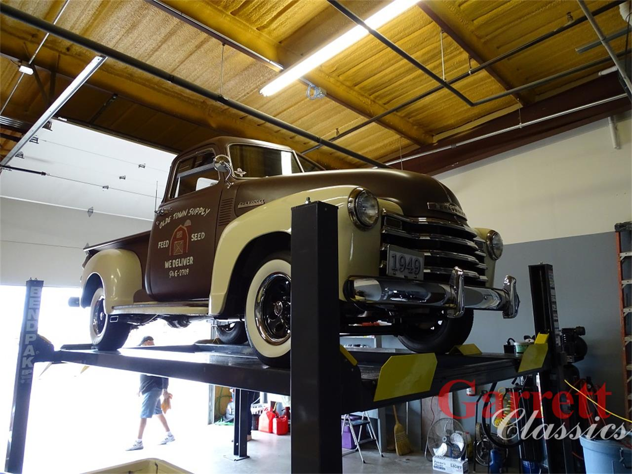 Large Picture of Classic '49 Chevrolet 3100 located in Lewisville TEXAS (TX) - $30,000.00 Offered by Garrett Classics - PXAC