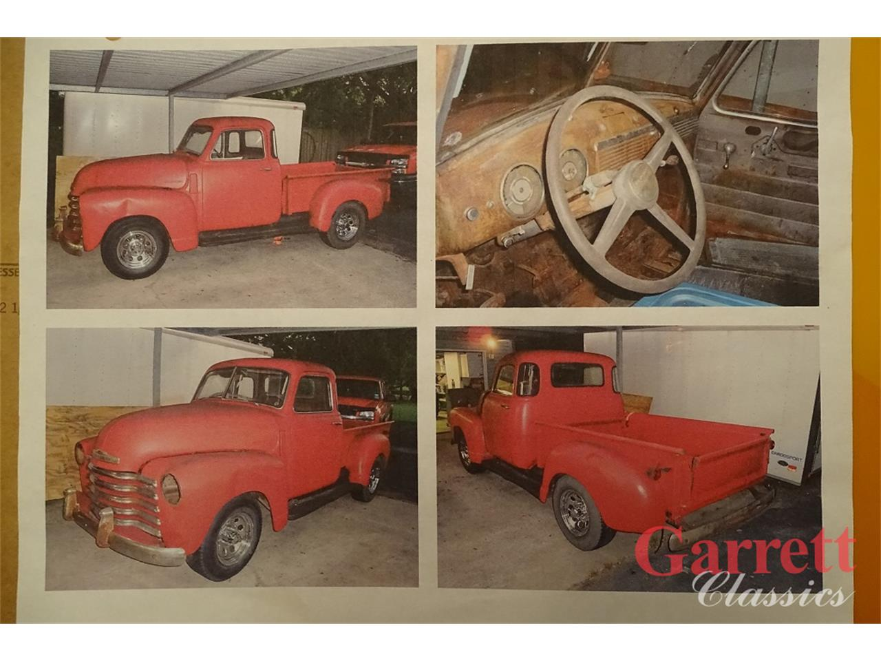 Large Picture of Classic 1949 3100 - $30,000.00 - PXAC