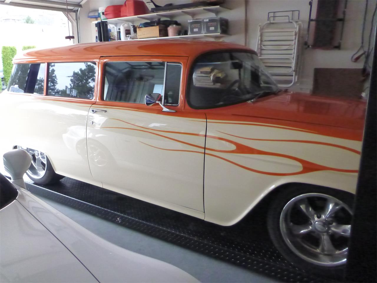 Large Picture of '55 Station Wagon - PXAD